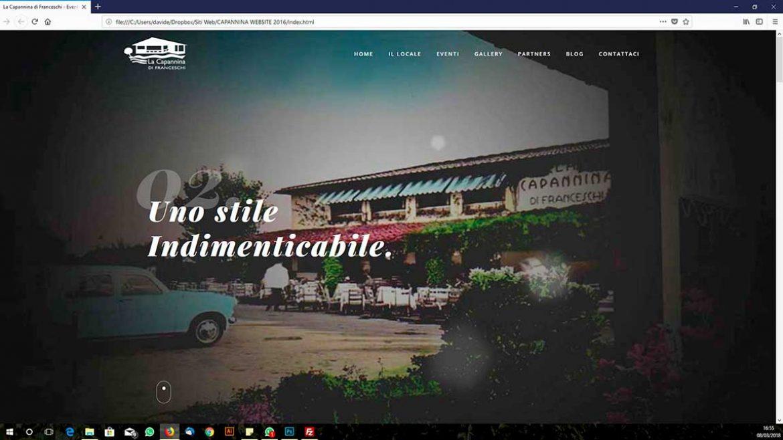 la capannina di franceschi a forte dei marmi - siti web la spezia