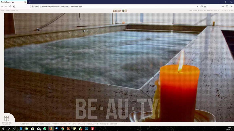 vasca idromassaggio spa - siti web la spezia